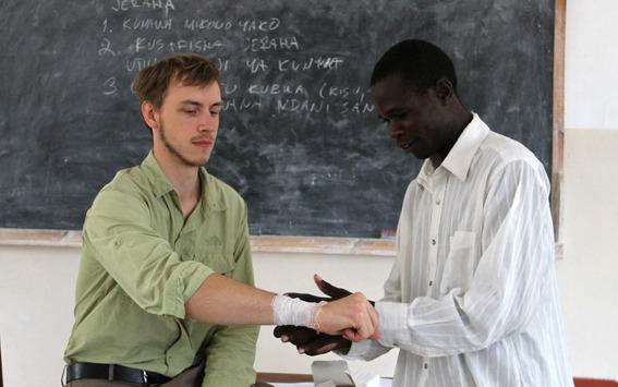Opettajaksi Ulkomaille